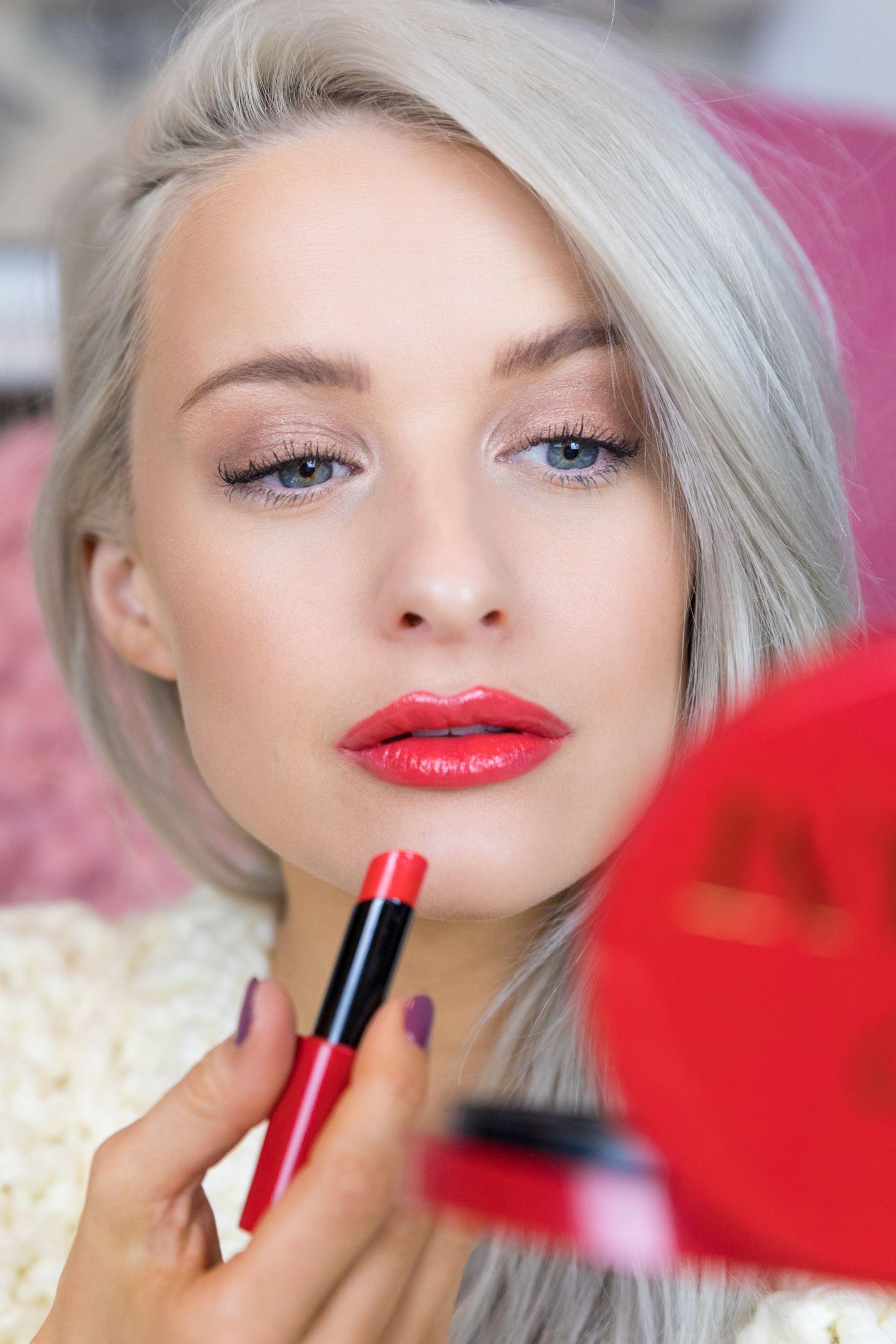 The Lip Balm Lipstick That Shines Like Lip Gloss