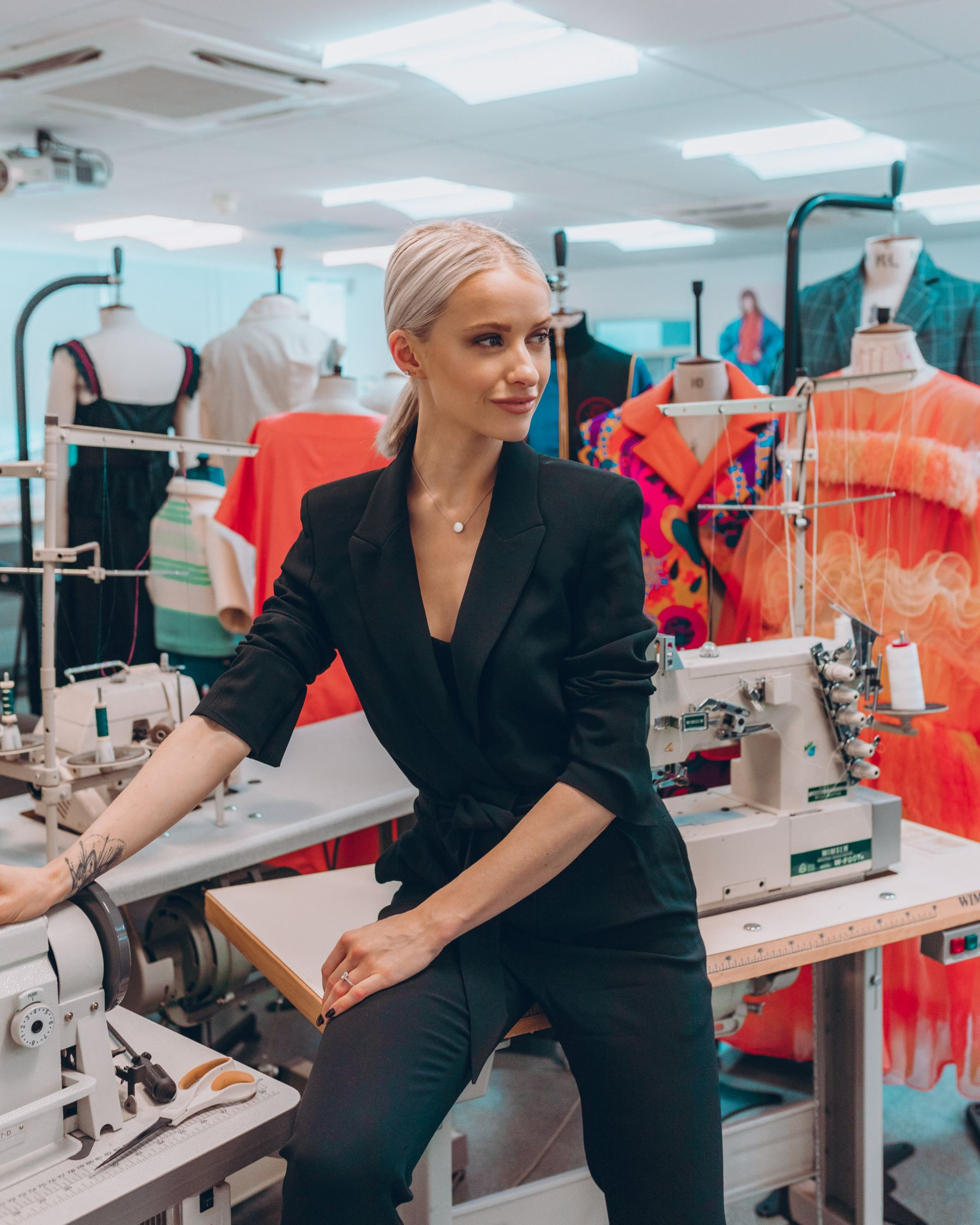 Do You Want To Study Fashion Design A Scholarship Opportunity You Need To Know About Inthefrow