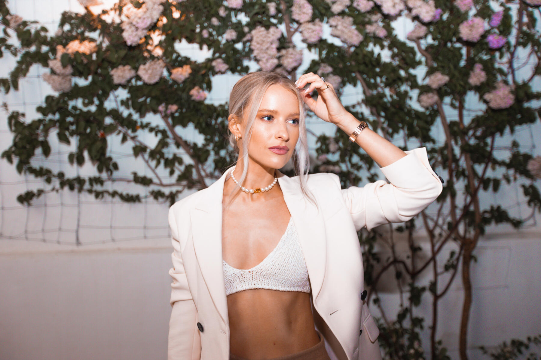 4 Simple Ways to Style a Bralette