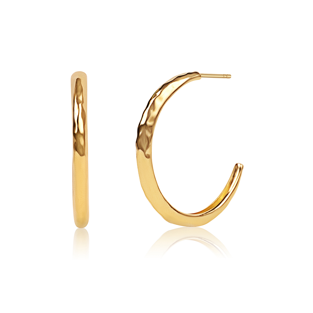 Halo Hoops Gold