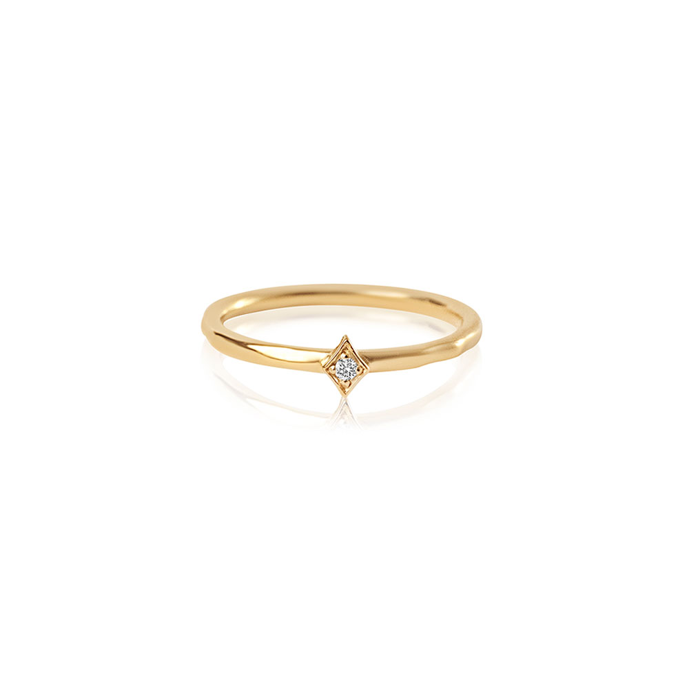 Nova Ring Gold