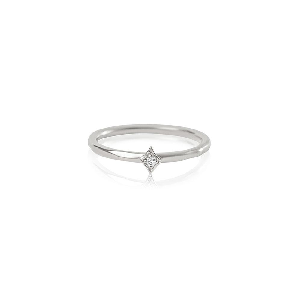 Nova Ring Silver