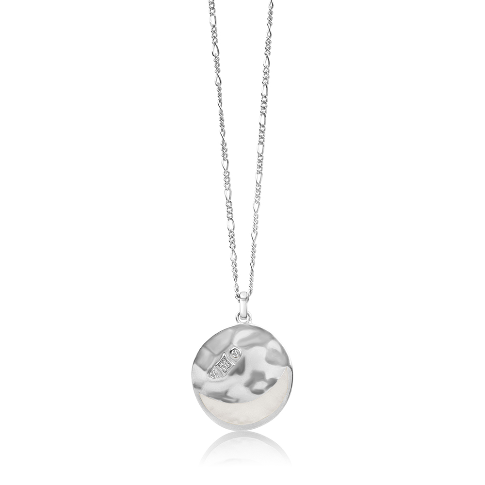 Orion Necklace Silver