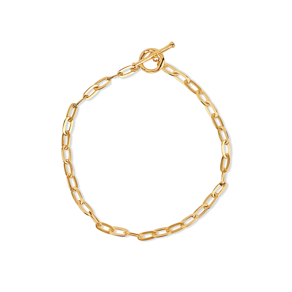 Saturn Bracelet Gold