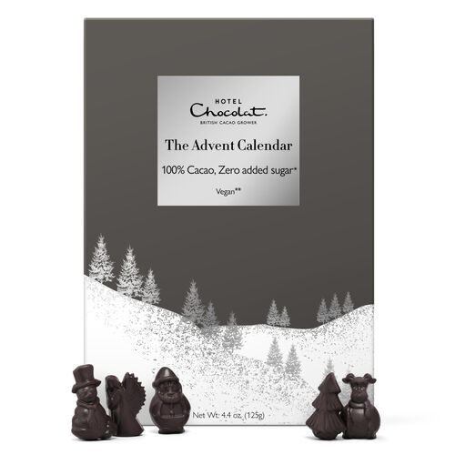 The Advent Calendar 100% Cacao (Vegan)