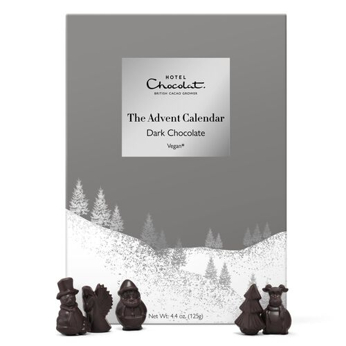 The Advent Calendar Dark (Vegan)