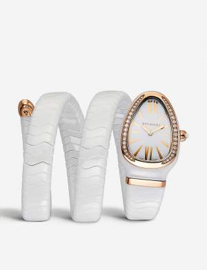 Bvlgari Ceramic Watch