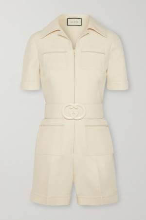 Gucci Playsuit with Belt