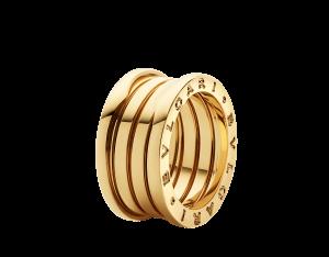 B.Zero1 Ring Gold