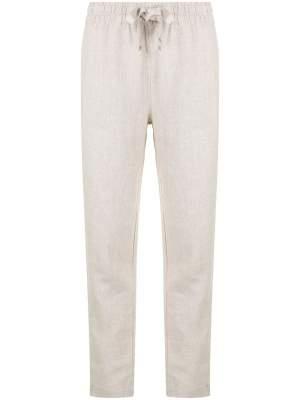 Linen Track Pants