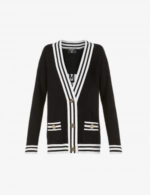 Wool Blend Cashmere Cardigan