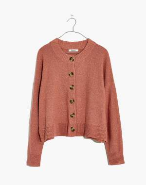 Soft Touch Rose Cardigan