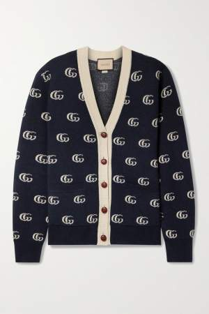 Gucci Cardigan Navy
