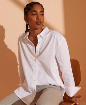 Sustainable White Shirt