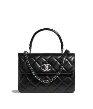 Chanel Bag Black (Similar)