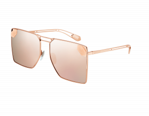 Mirrored Statement Sunglasses