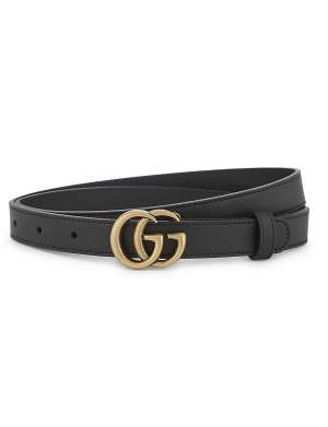 GG Logo Buckle Belt