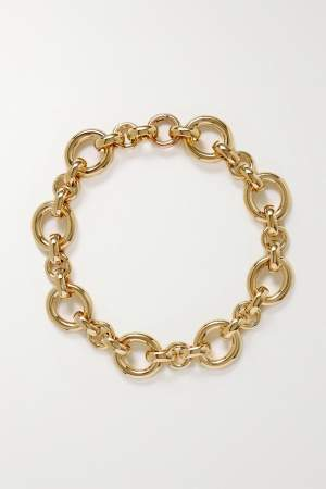 LL Gold Plated Necklace