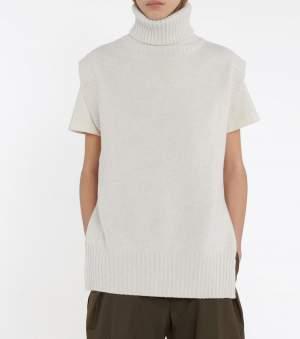 Wool Blend Sweater Vest