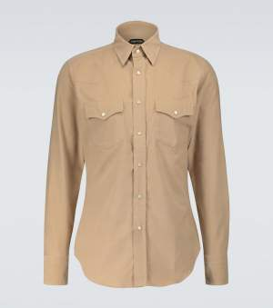Western Corduroy Shirt