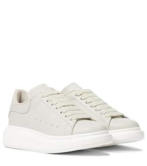 MCQ Leather Sneakers