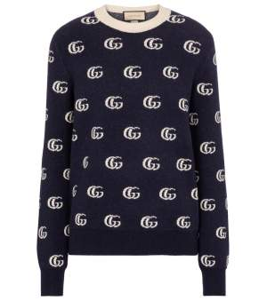 GG Navy Sweater