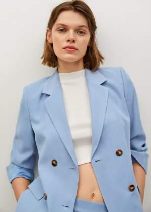 Pastel Blue Suit