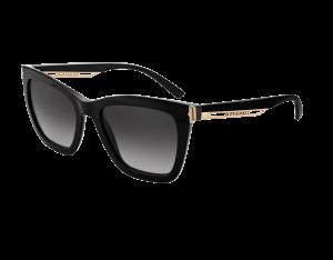 Bvlgari Sunglasses w/ Gold Detail