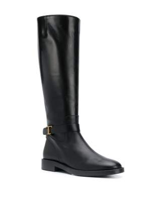 Knee High Riding Boots (Similar)