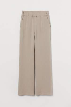 Lyocel Blend Trousers