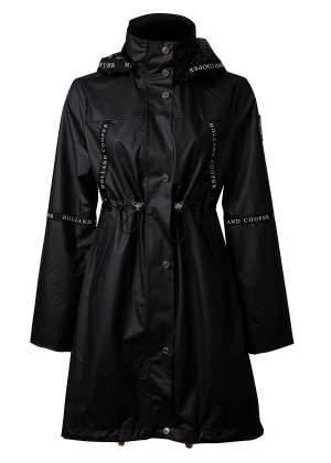 Raincoat Matte Black