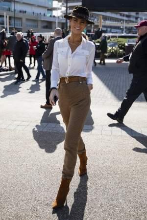 HC High Waisted Tawny Pants