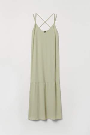Crepe Dress Sage