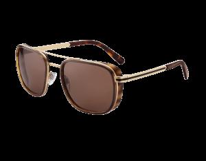 Double Bridge Rectangle Sunglasses
