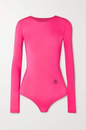 Stretch Jersey Bodysuit
