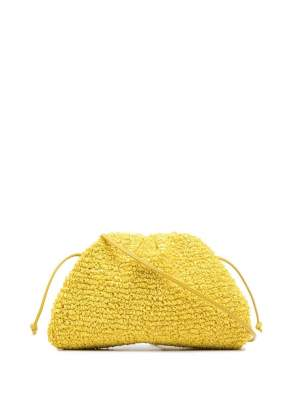 Pouch Clutch Bag Yellow