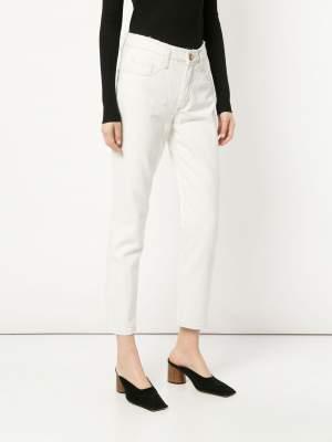 Denim Linen Mix Jean