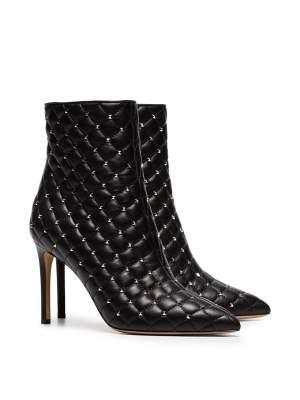 Studded Boots Similar
