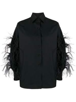 Feather Detail Shirt