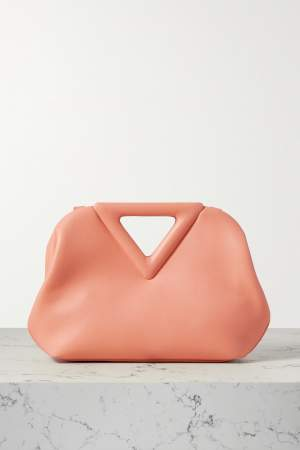 Smooth Tote Pink