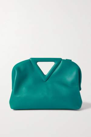 Smooth Tote Teal