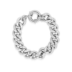 Luxor Chain Bracelet Silver