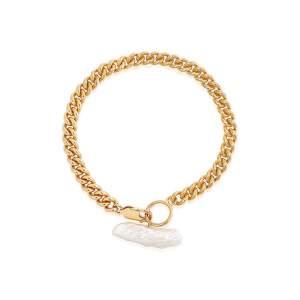 Tahiti Pearl Bracelet Gold