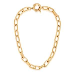 Veneto Chain Necklace Gold
