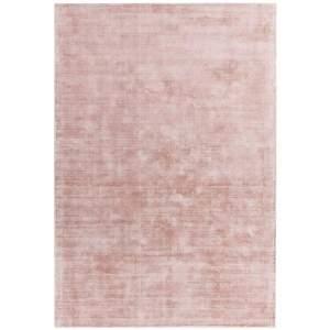 Hand Woven Rug Pink