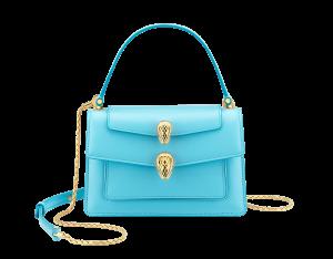 Bvlgari Belt Bag Blue