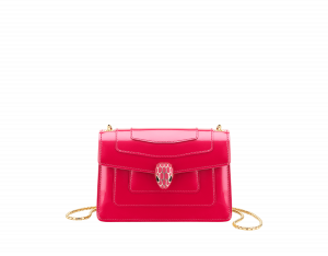 Garnet Red Mini Bag