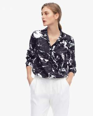 Abstract Marble Shirt